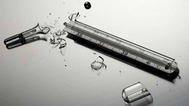 Отравление ртутью из градусника