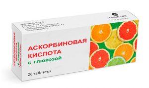 Аскорбиновая кислота - польза и вред