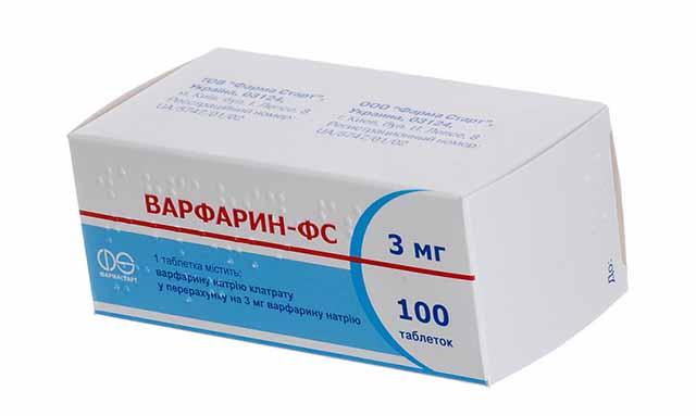 Варфарин, побочные эффекты, передозировка