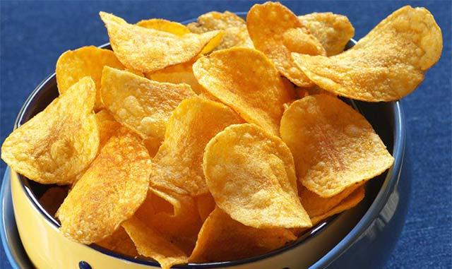 Почему чипсы вредны для здоровья человека