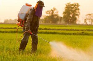 Отравление пестицидами