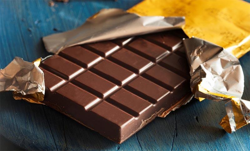 Отравление шоколадом