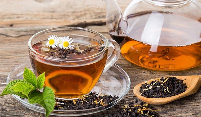 Чай при отравлении