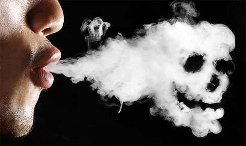 Отравление никотином