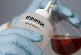 Отравление этанолом