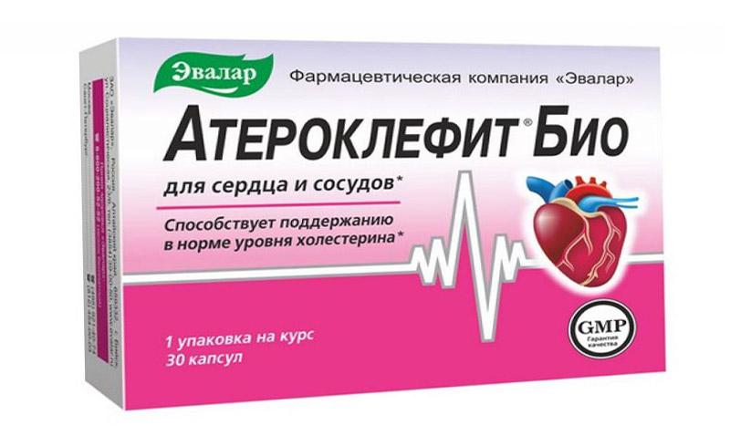 Эвалар от холестерина