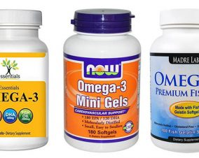 Омега 3 как принимают при повышенном холестерине