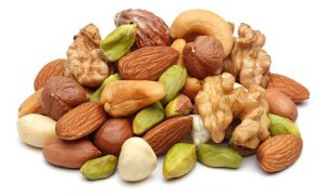 Орехи при повышенном холестерине