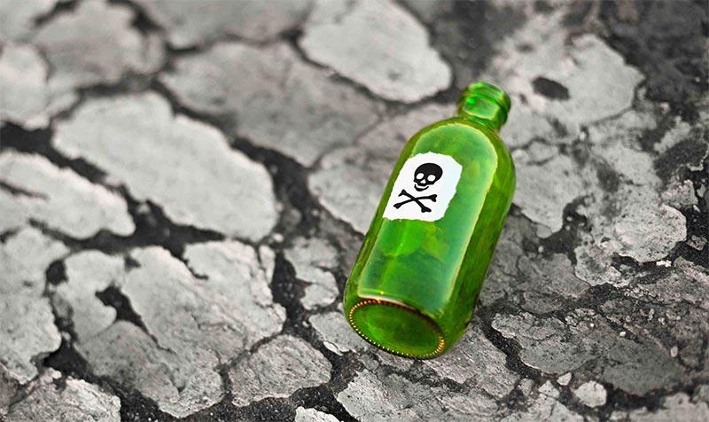 отравление гербицидами симптомы