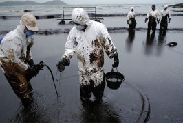 Отравление нефтепродуктами