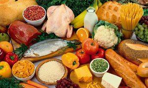 Слизеобразующие продукты питания