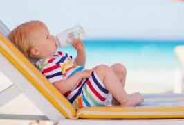 Отравление на море у ребенка