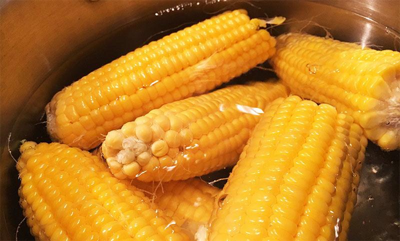Рвота у ребенка после кукурузы